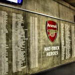 2012_33 - Hat trick heroes, Emirates Stadium, London